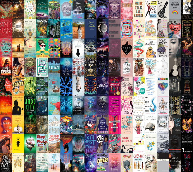 2017 books by asian authors