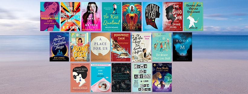 20 Books by Asian Authors to Read for Summer 2018 – Books & Boba